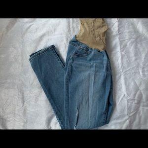 Destination maternity Jeans- Jessica's Simpson